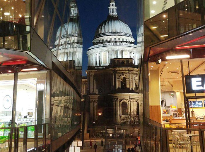 Catedral St Pauls - Férias em Londres