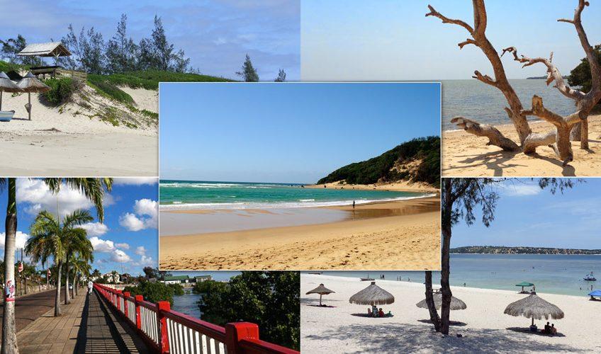 Viagem a Moçabique - Praias