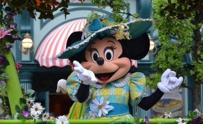 Viagem à Disneyland Paris