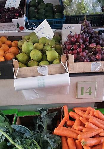 Alimentação saudável nas férias - Legumes