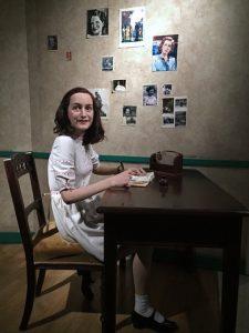 Casa de Anne Frank - Amesterdão.