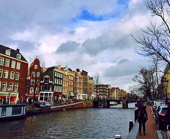 Viagem a Amesterdão