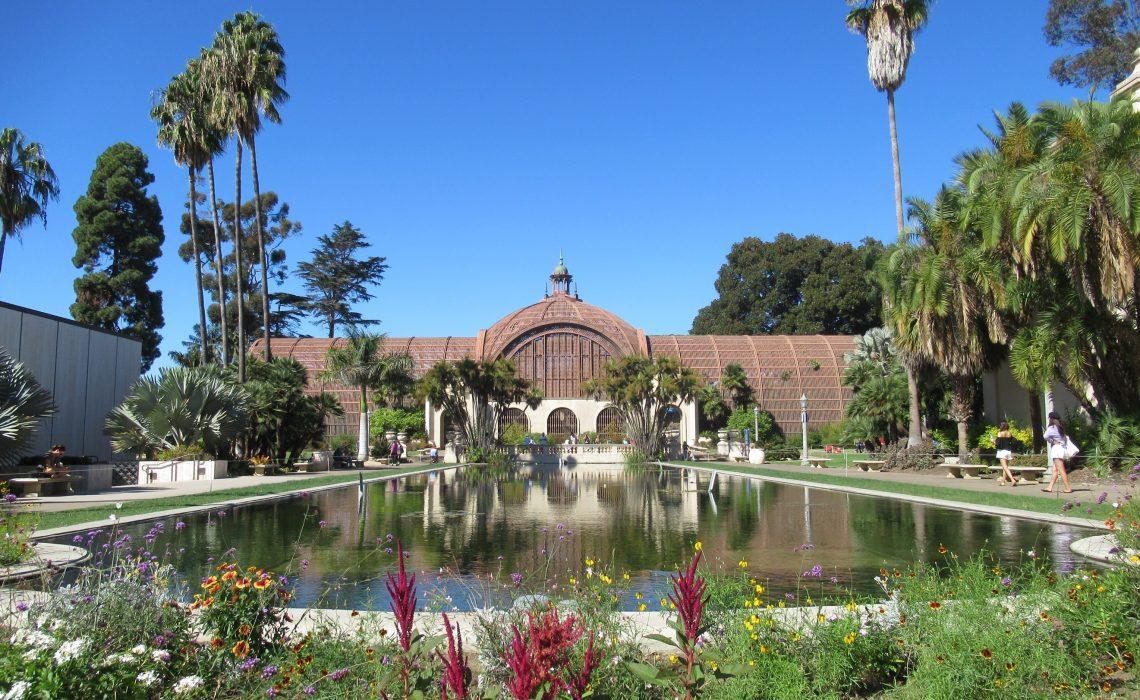 Viagem a San Diego - California