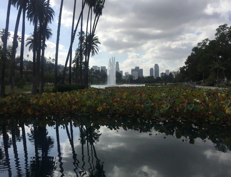 Echo Park em Los Angeles