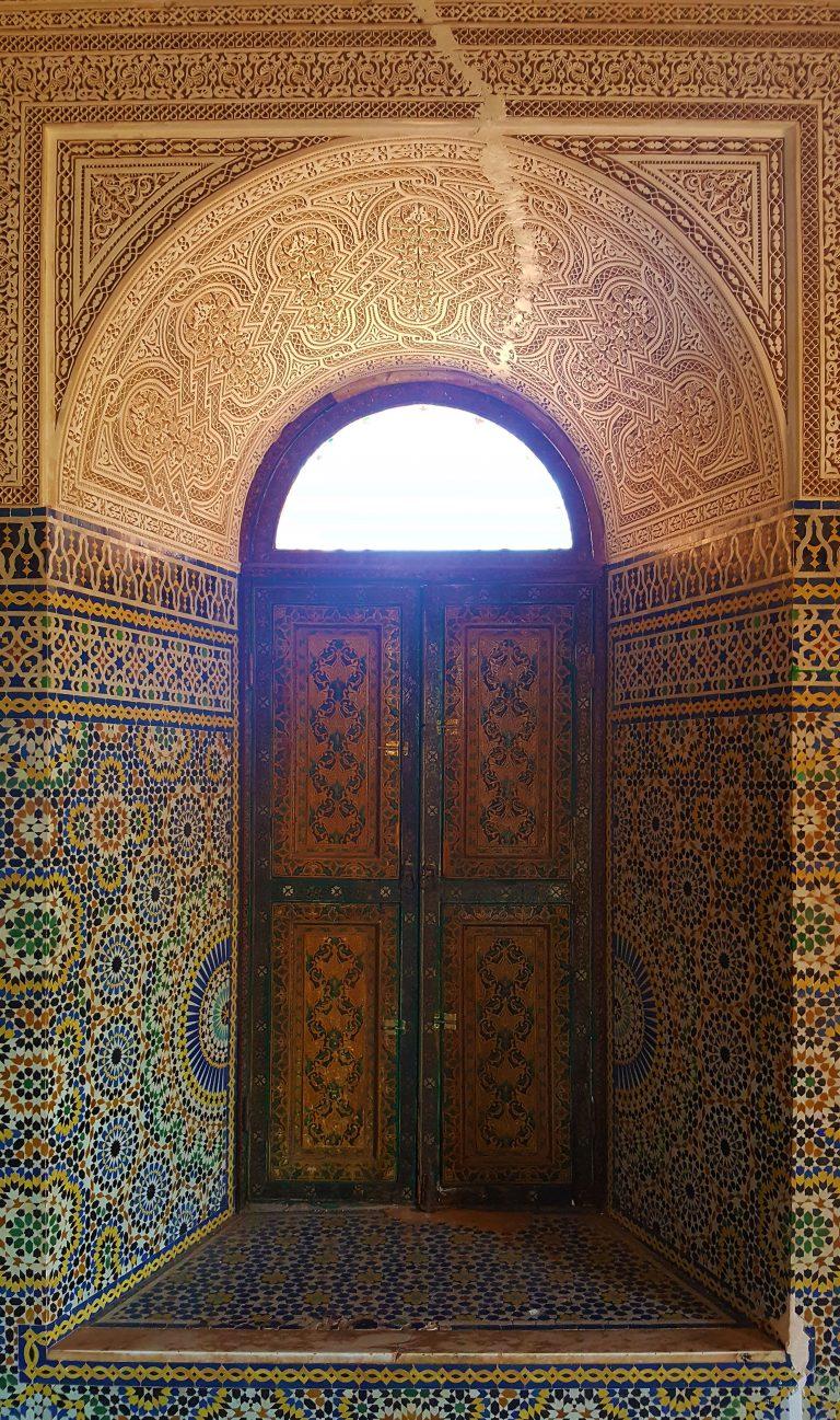 Janela Marroquina - O que visitar em Marrquexe?