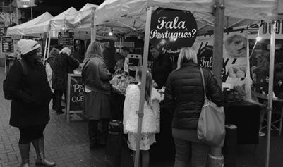 Portobello Market - Atrações em Londres