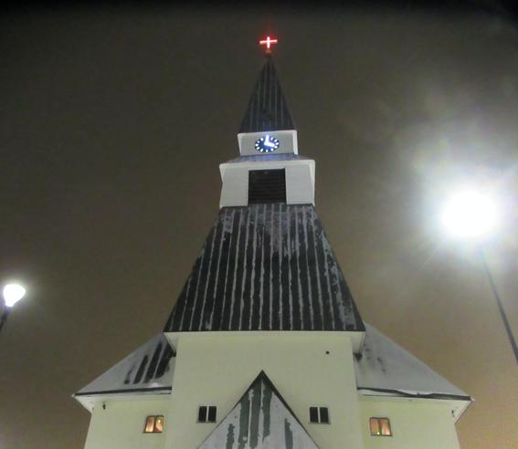 Férias em Rovaniemi