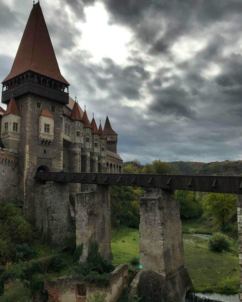 Castelo Corvinilor na Roménia