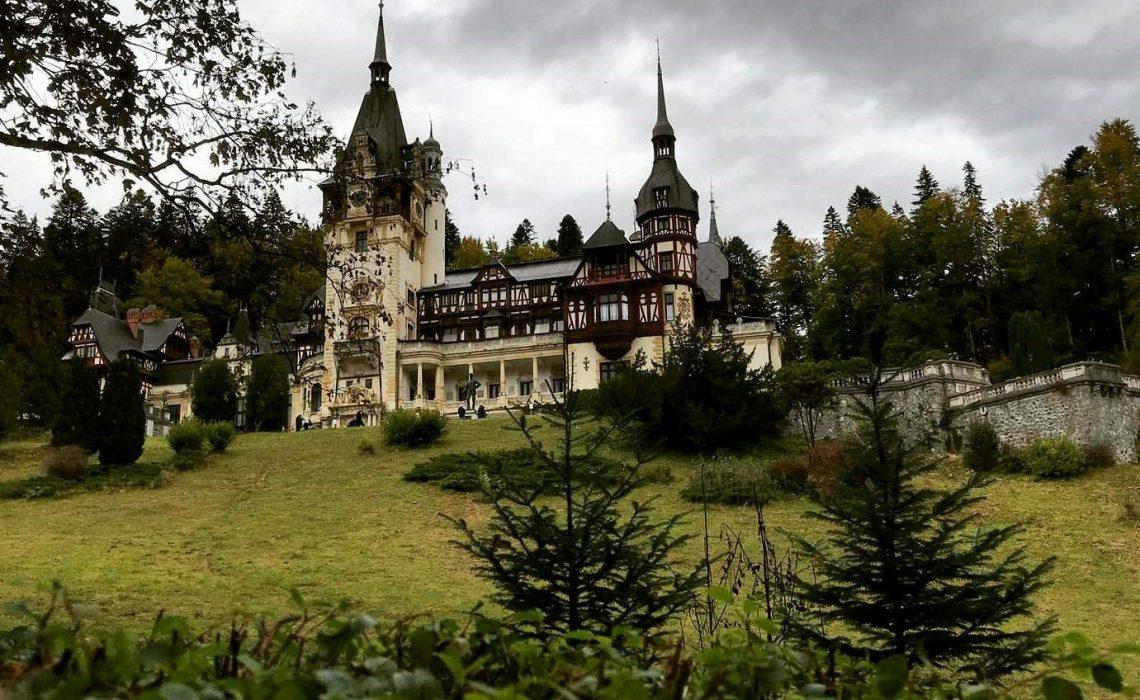 Viagem à Roménia
