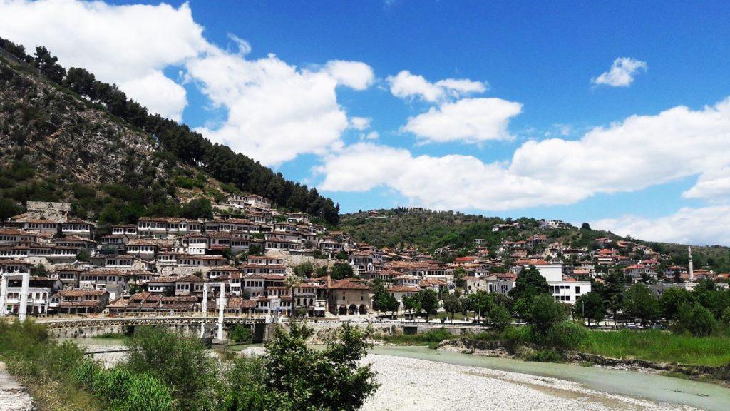 Ksamil - Um destino de praia na Albânia