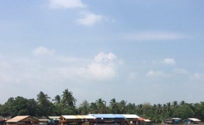 Viagem a Kanchanaburi na Tailândia