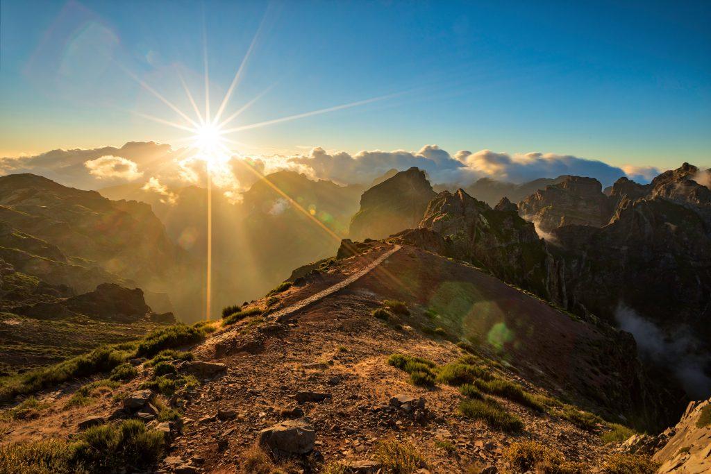 Pico do Arieiro na Madeira
