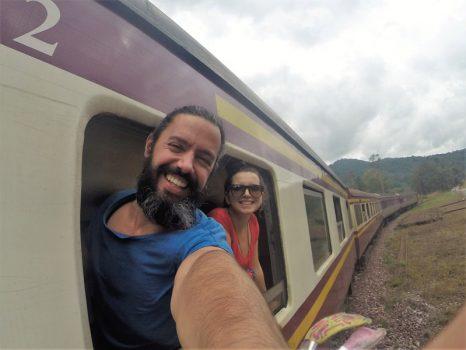 Viagem à Tailândia - Comboio nº 51