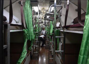 Comboio - Tailândia